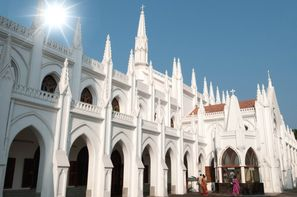 Vacances Madras: Circuit Magie de l'Inde du Sud