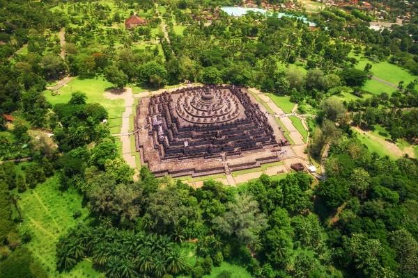 Monument - Circuit Le Cœur de Yogyakarta & Bali Yogyakarta Indonesie