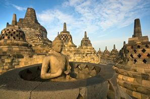 Vacances Yogyakarta: Circuit Couleurs indonésiennes