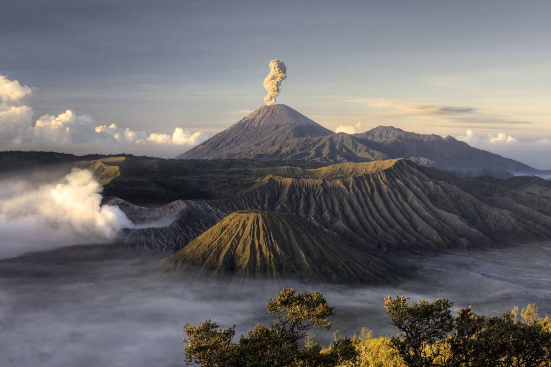 Montagne - Circuit Premier Regard Indonésie Yogyakarta Indonesie