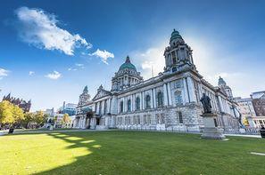 Vacances Dublin: Circuit Grand Tour du Nord de l'Irlande: Dublin, Belfast et la Chaussée des géants