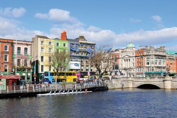 Ville - Circuit L'essentiel de l'Irlande Dublin Irlande