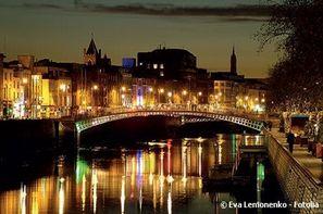 Vacances Dublin: Hôtel Réveillon à Dublin - soirée du Nouvel An au Merry Ploughboy Irish Music Pub Dublin - Hôtel Mespil