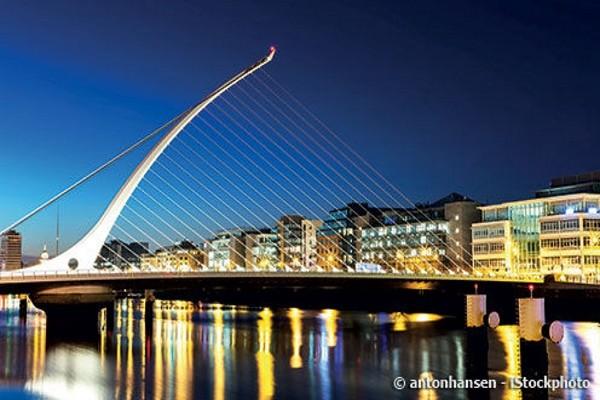 Ville - Hôtel Réveillon à Dublin - soirée du Nouvel An au Merry Ploughboy Irish Music Pub Dublin - Hôtel Mespil 4* Dublin Irlande