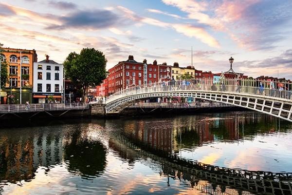 Ville - Circuit Grand Tour du Nord de l'Irlande: Dublin, Belfast et la Chaussée des géants Dublin Irlande