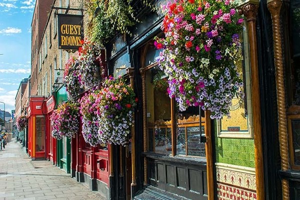 Ville - Circuit Indispensable Irlande Dublin Irlande