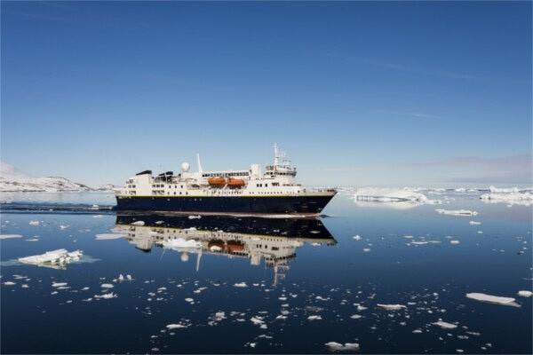 Bateau - Circuit Epopée en terre Inuit - Groenland 3* Keflavik Islande