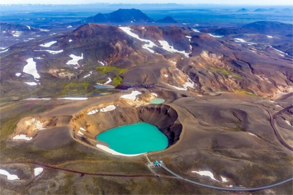 Nature - Circuit Magie de l'Islande 3* Keflavik Islande
