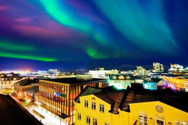 Fram Islande : hotel Circuit Entre volcans et glaciers d'Islande - Reykjavik