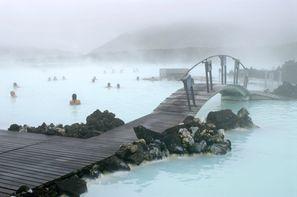 Vacances Reykjavik: Circuit Aurores Boréales et Blue Lagoon