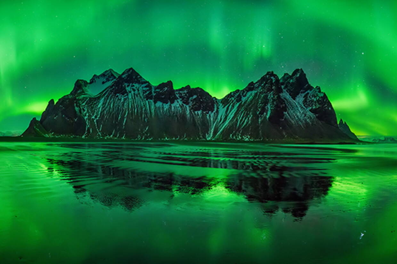 Montagne - Circuit Indispensable Islande hiver 3* Reykjavik Islande