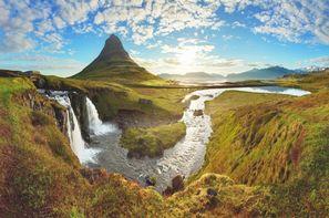 Islande-Reykjavik, Circuit Féerie Islandaise