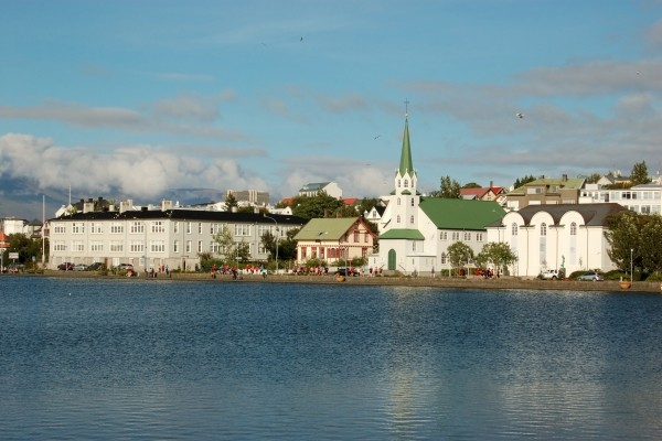 Ville - Circuit Grand Tour d'Islande Reykjavik Islande