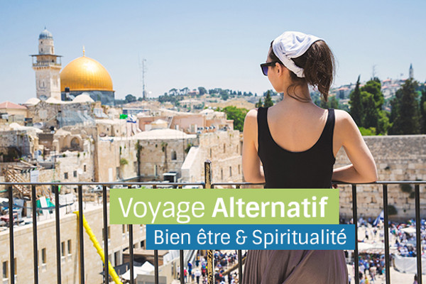 Voyage alternatif - Douceur Israélienne