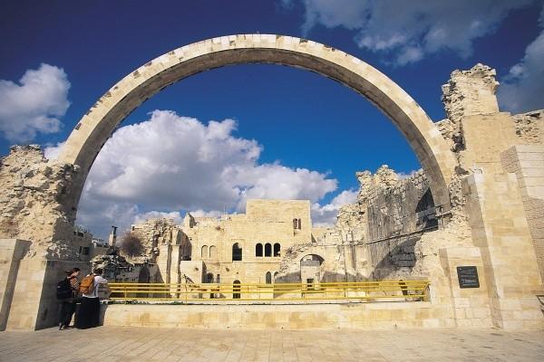 Monument - Circuit Merveilles d'Israël et extension Tel Aviv