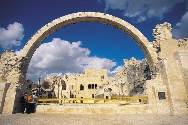Monument - Circuit Merveilles d'Israel