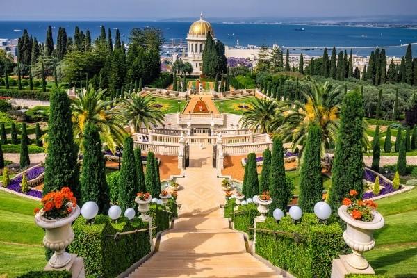 Ville - Circuit L'Etoile - Escapades autour de Jerusalem Tel Aviv Israel