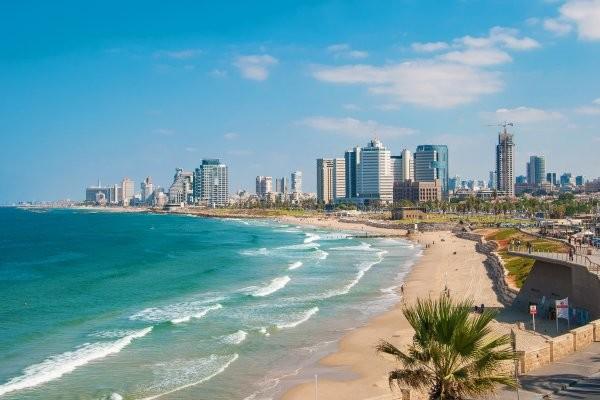 Ville - Circuit Merveilles d'Israel Tel Aviv Israel