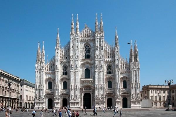 Monument - Circuit Milan, Venise & les lacs Milan Italie