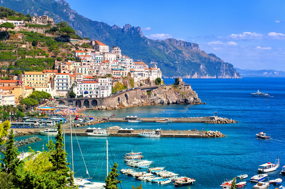 Circuit Richesses du sud italien Naples et Côte Amalfitaine Italie