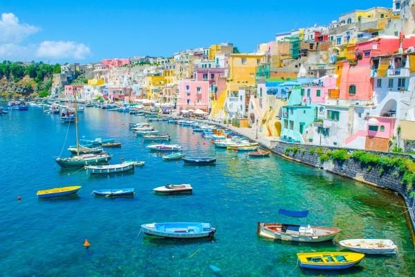 Ville - Circuit Les Pouilles et Naples Naples Italie