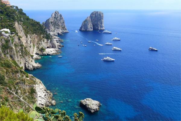 Geographie - Circuit Rome et les couleurs du golfe de Naples 3*