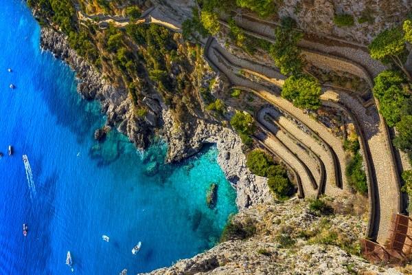 Nature - Circuit Rome, Naples, Capri & la côte amalfitaine