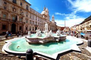 Italie-Rome, Circuit Rome et la baie de Naples