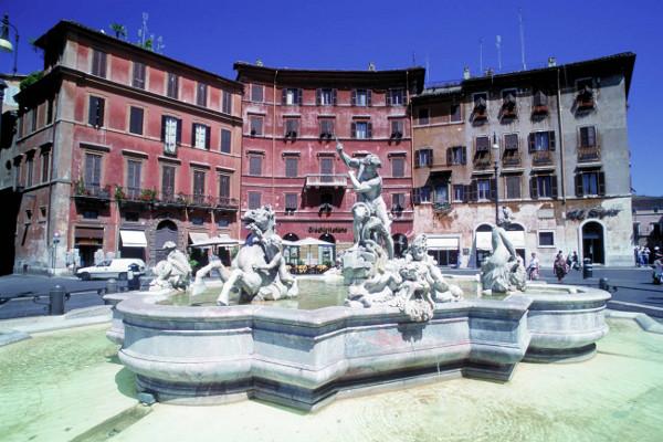 Monument - Circuit Rome et la baie de Naples Rome Italie