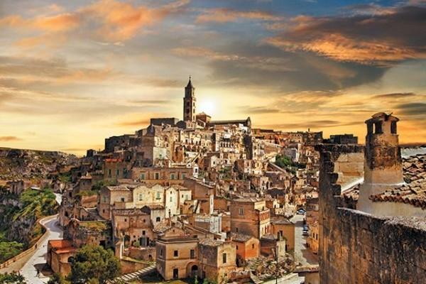Ville - Circuit L'Italie du Sud, Pouilles, Naples & Poméï Rome Italie