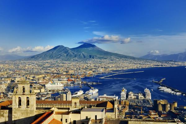 Ville - Circuit Rome et la baie de Naples Rome Italie