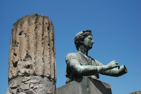 Monument - Circuit Le grand sud italien Rome Italie