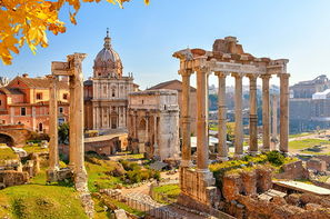 Italie-Rome, Circuit Indispensable Pouilles