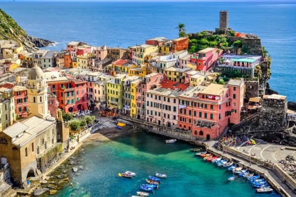 Ville - Circuit Circuit Italie : Milan, les 5 Terres, Napoléon à l'île d'Elbe et la Toscane du Nord Venise Italie