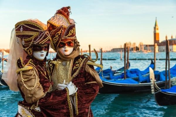 Ville - Circuit Carnaval de Venise
