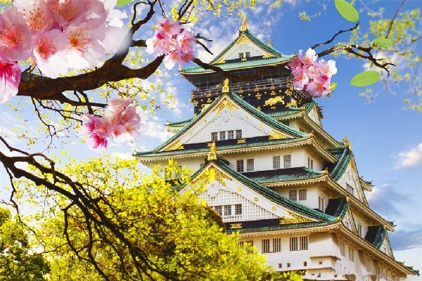 Monument - Circuit Splendeurs du Japon 3* Osaka Japon