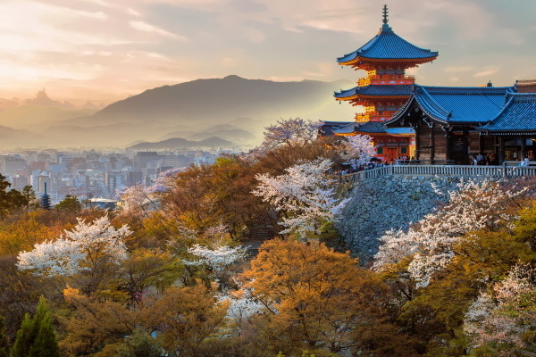 Monument - Circuit Douceurs du Japon 3* Osaka Japon