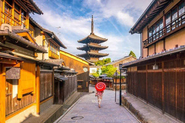 Ville - Circuit Les Essentiels du Japon Osaka Japon