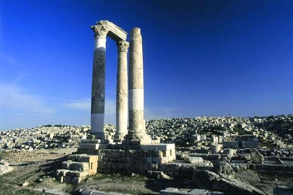 Monument - Circuit FRAM Secrets et Magie de Jordanie 4* Amman Jordanie