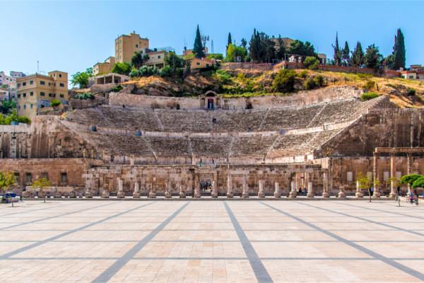 Monument - Circuit Jordanie le Classique 4* Amman Jordanie