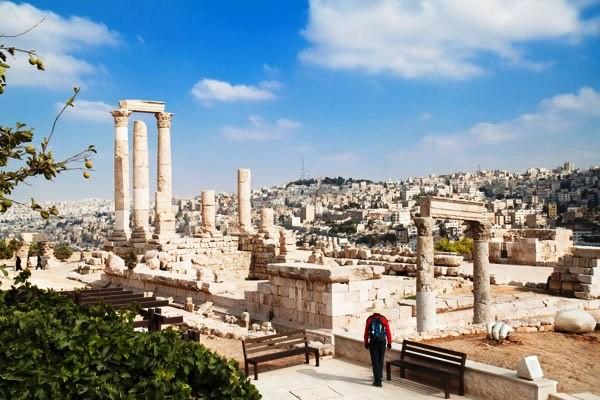 Monument - Circuit Jordanie le Classique 5* Amman Jordanie