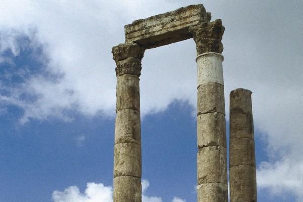 Monument - Circuit Indispensable Jordanie Amman Jordanie