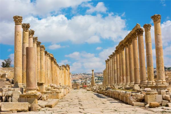 Monument - Circuit The Best Jordanie + Israël Cat. Sup Amman Jordanie