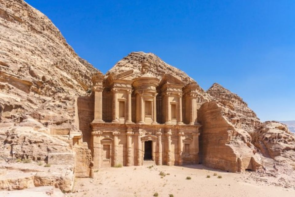 Hôtel Circuit Couleurs d'Orient Moyen Orient Jordanie