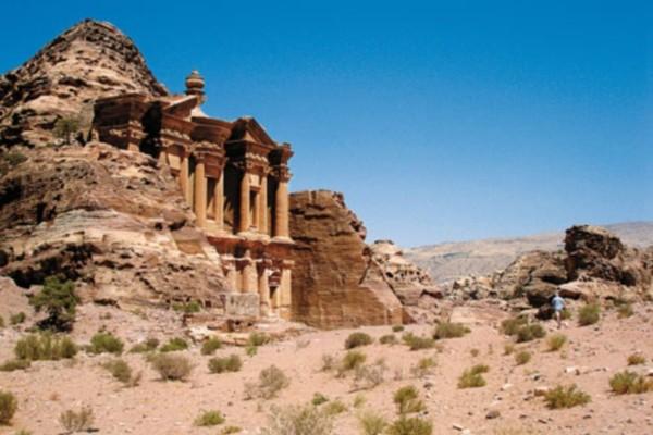 Monument - Circuit Splendeurs de Jordanie Amman Jordanie
