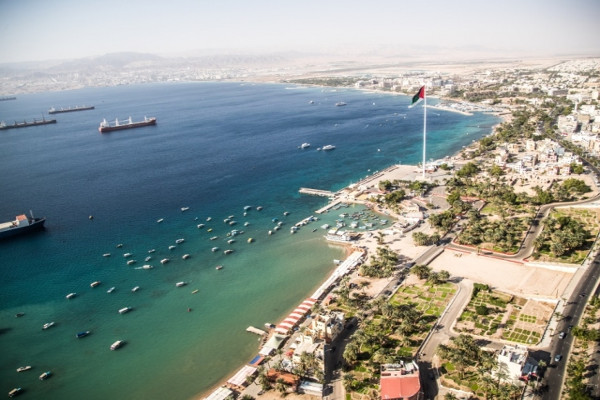 Ville - Circuit Jordanie 3* Aqaba Jordanie
