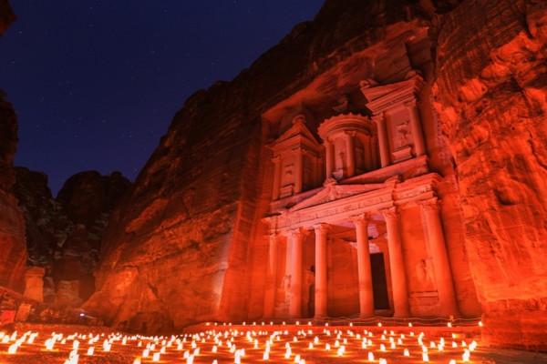 Monument - Circuit Jordanie 3* Aqaba Jordanie