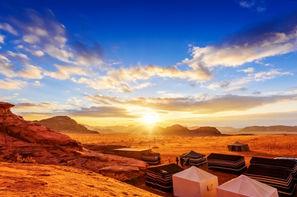 Jordanie-Aqaba, Circuit Jordanie