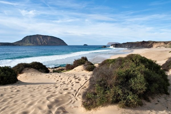 Plage - Circuit Entre plages et volcans de Lanzarote et extension Framissima Sol Lanzarote 4* Arrecife Lanzarote