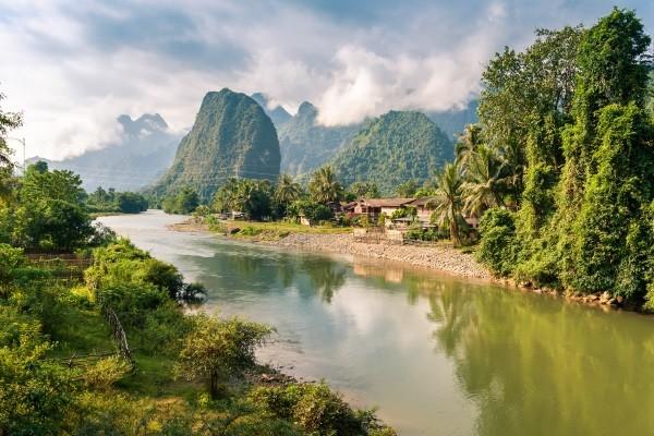 Nature - Circuit Lumières du Laos et Cambodge Luang Prabang Laos